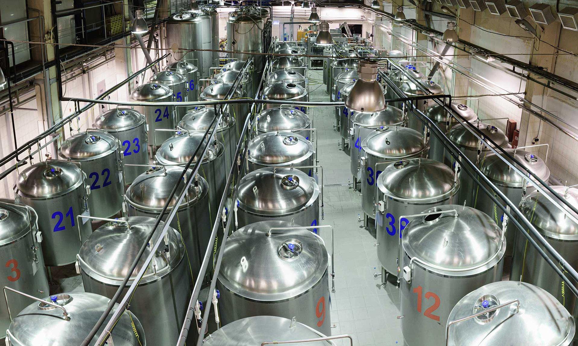 Пластинчатые теплообменники в пивоварении