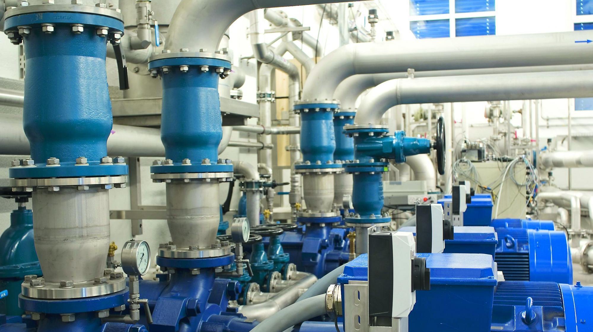 Промышленные насосные станции: виды и особенности применения