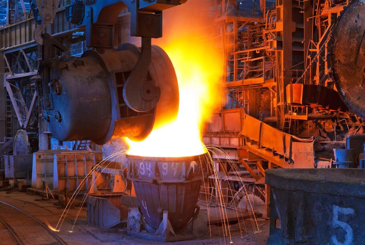 Применение теплообменников в черной и цветной металлургии